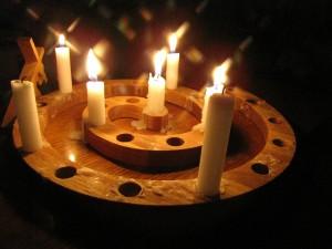 Lent Candles 2