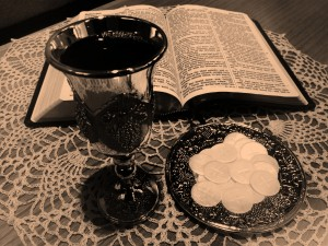 communion_sepia