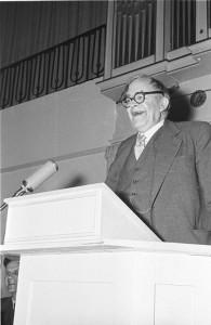 Ev. Gesellschaft in Wuppertal Jahresversammlung März 1956 Karl Barth