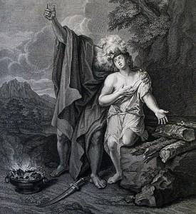 The_Phillip_Medhurst_Picture_Torah_114._Abraham_sacrificing_Isaac._Genesis_cap_22_v_12._Coypel