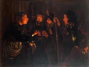 Daniel_Tivart_001 Peter Denies Christ